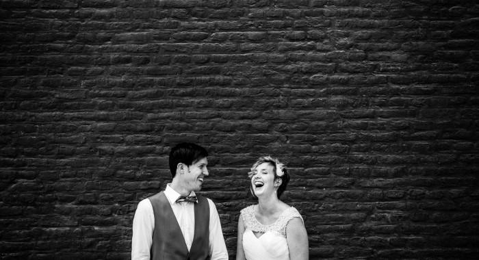 Huwelijksreportage Maaseik - Sarah & Peter