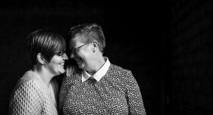 Huwelijksfotograaf Herenthout - Liesbeth & Nicole