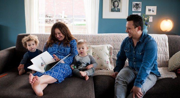 Familieportret Kasterlee