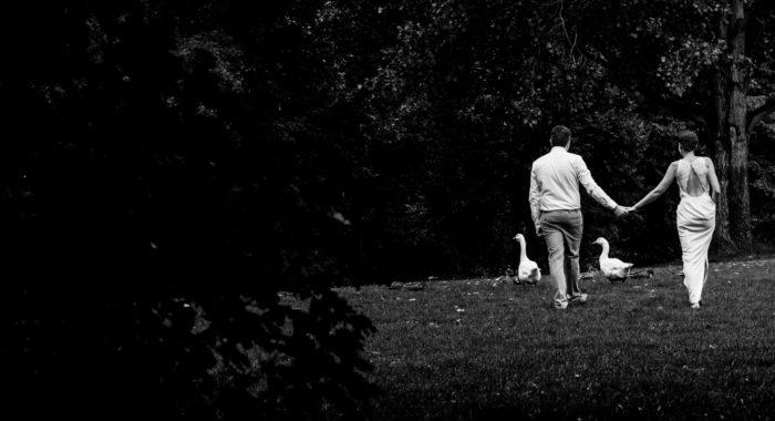 Huwelijksreportage Hove - Kristien&Bert