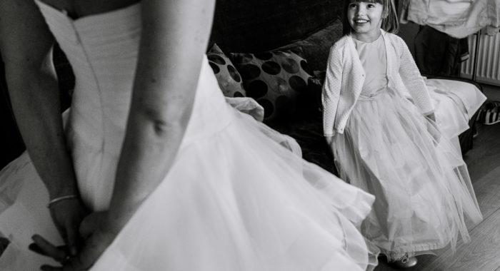 Huwelijksreportage Stéphanie&Ben - Oelegem