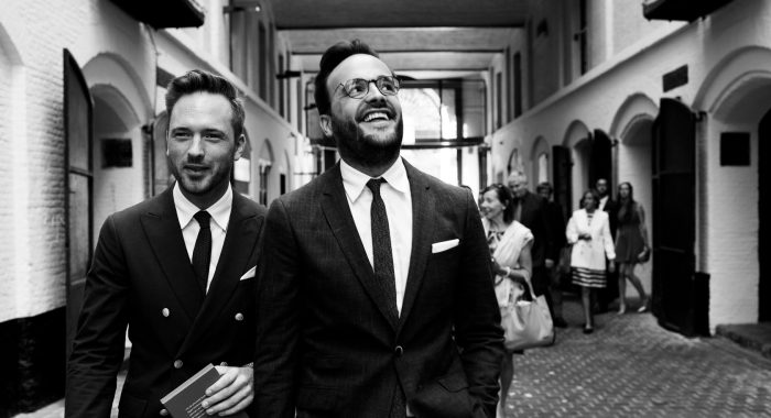 Huwelijksfotograaf Antoine&Jens - Sint Niklaas