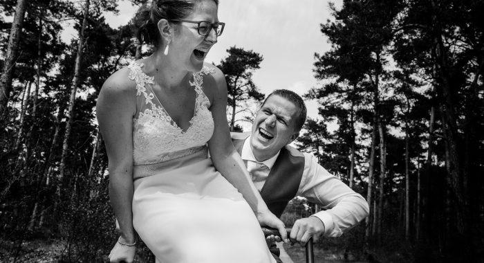 Huwelijksfotograaf Kasterlee - Tinne&Toon